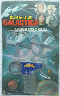 Laser Disc Gun