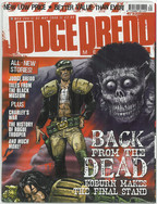 Judge Dredd Megazine Vol 5 Number 244