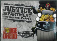 Mongoose: Boxset Justice Department Lawmaster Patrol
