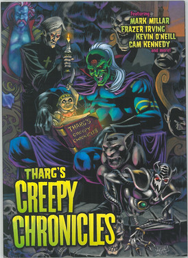 Future Shocks: Creepy Chronicles