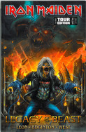 Legacy of the Beast TPB Tour Edition