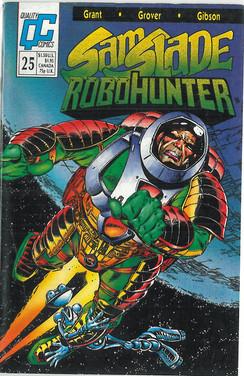 Robo-Hunter 25