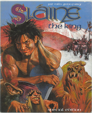 Slaine The King Specia Edition
