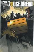 Judge Dredd 12 Cover A