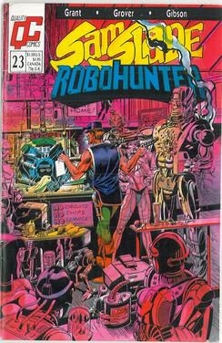 Robo-Hunter 23
