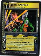 Dredd CCG: Judges - Judge Castillo