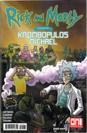 Rick and Morty: Krombopulous Michael 1h