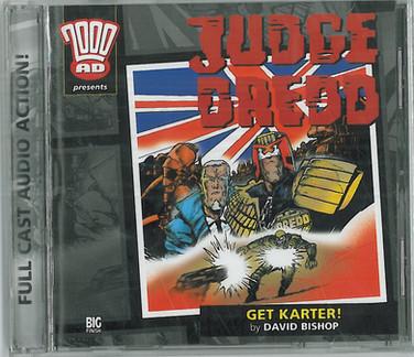 Judge Dredd: Get Karter!