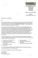 Dredd CCG: Main - Club Letter