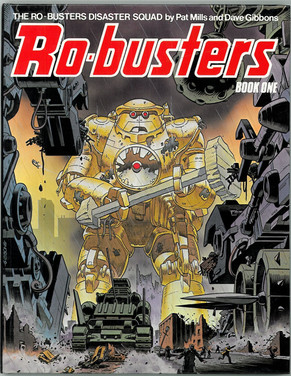 Ro-Busters: Book 1