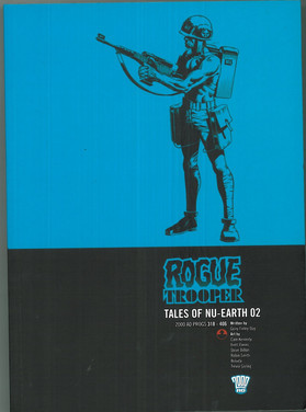 Rogue Trooper: Tales of Nu-Earth 2