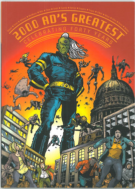 2000ad Greatest: 40 Years