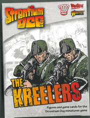 Warlord: Strontium Dog The Kreelers