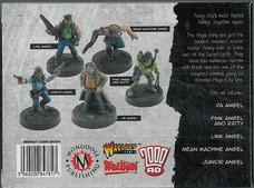 Mongoose: Boxset The Angel Gang Rear