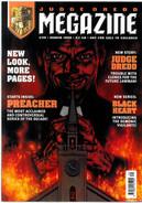 Judge Dredd Megazine Vol 3 Number 39
