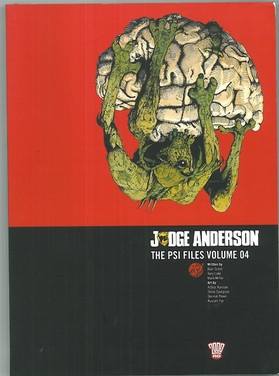 Judge Anderson: The PSI Files Volume 4