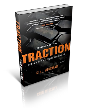 Traction Get a Grip On Your Business Gino Wickma