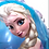 Thumbnail: 14 Inch Anagram From US - Frozen Princess Double Side Foil Balloon