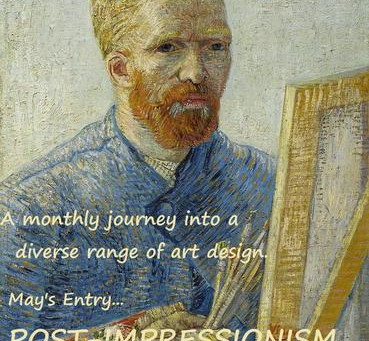 Painting with Style... A monthly journey into a diverse range of art design.