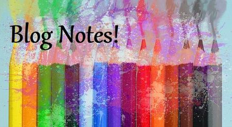 Blog Notes June 15, 2019