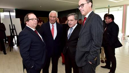 Associação Empresarial presente na visita oficial de António Costa a Fafe