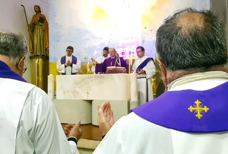 D. Nuno Almeida preside sufrágio pelos Sacerdotes falecidos. Celebração ocorrerá na Igreja Nova.