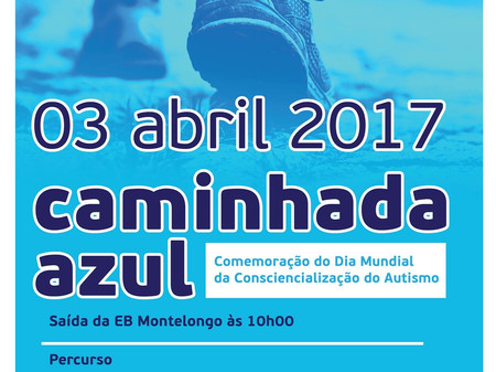 Dia Mundial da Consciencializaçãodo Autismo