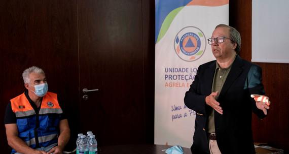 Briefing da Subcomissão Permanente de Incêndios Rurais em Fafe.