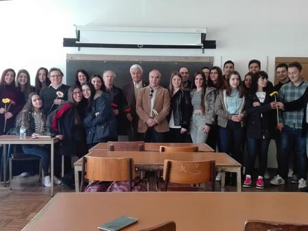 Dia Mundial da Poesia assinalado na Escola Secundária de Fafe