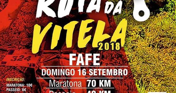 BTTRota da Vitela: Inscrições já estão Abertas