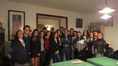 I Encontro de Jovens de Monte e Queimadela.