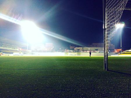 AD Fafe - FC Porto B estreia iluminação do estádio