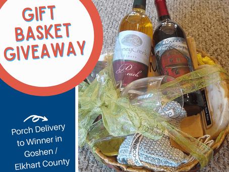Goshen/Elkhart County Gift Basket Giveaway
