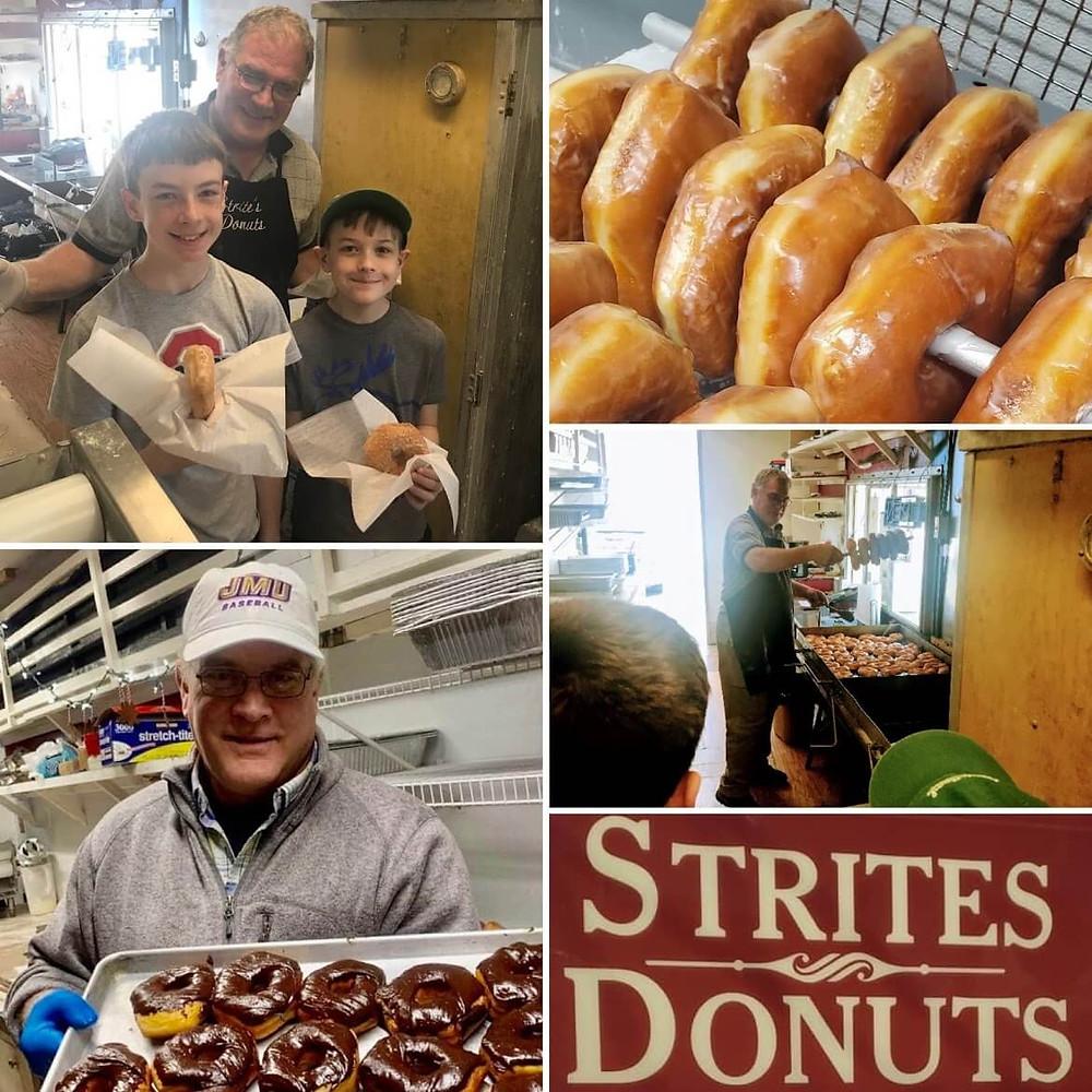 Strite's Donuts