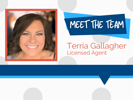 Meet the Team - Terria Gallagher