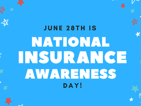 June 28th is Insurance Awareness Day
