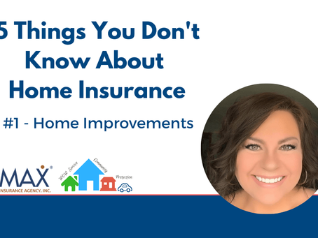 5 Things You Don't know about Home Insurance - Part 1