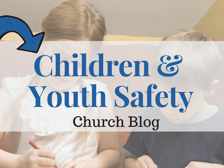 Children & Youth Church Safety Issues