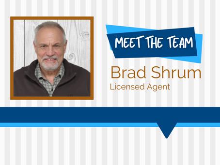 Meet the Team - Brad Shrum, CPCU