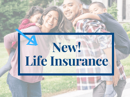 New Product:  Life Insurance