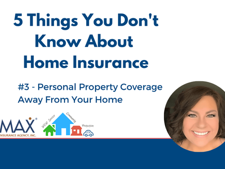 5 Things You don't know about Home Insurance – Part 3
