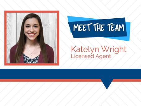 Meet the Team - Katelyn Wright