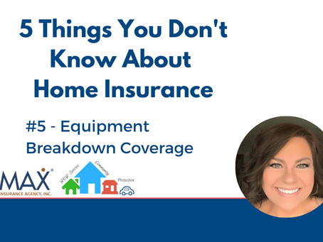 5 Things You don't know about Home Insurance – Part 5