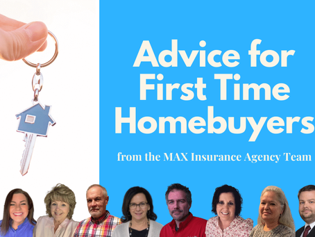 Advice for First Time Homebuyers