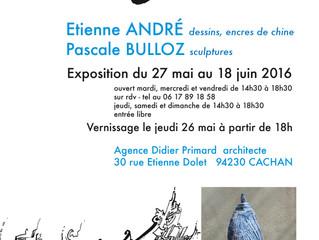Exposition du 27 mai au 18 juin 2016