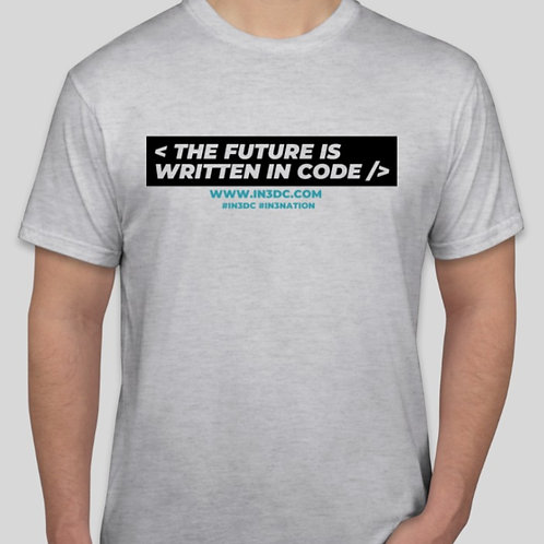 The Future is Written in Code T-Shirt