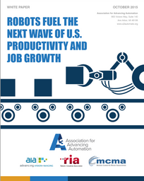 Robots Fuel the Next Wave of U.S. Productivity and Job Growth