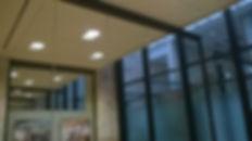 parete mobile vetrata