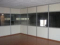 parete divisoria
