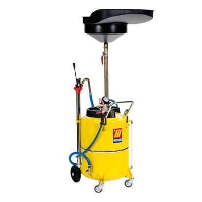 Meclube imuvaihtaja/öljynkerääjä altaalla 120L